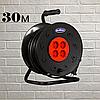 Удлинитель SVITTEX на катушке 30м с сечением провода 2х0,75 мм²