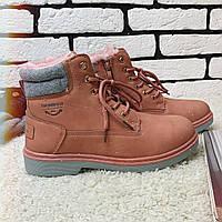 Ботинки зимние Dual  [36,37,38,39]