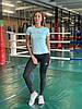 Комплект костюм спортивный компрессионный  женский  Adidas Адидас (M,XL)