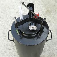 Автоклав бытовой винтовой ЧЕ-24 на 24 поллитровых банок. Гарантия