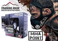 Тренировочная маска Elevation Training Mask 2.0 для тренировки дыхания, маска для спорта