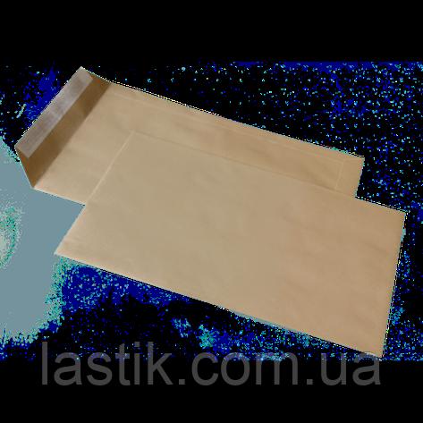 Конверт В4 (250х353мм) коричневый СКЛ, фото 2