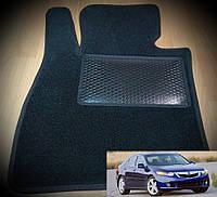 Ворсовые коврики на Acura TSX '08-14