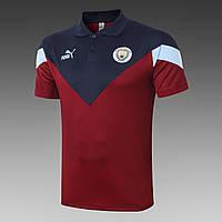 Футболка-поло Манчестер сити , сезон 2020-21