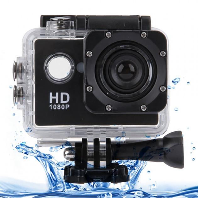 Водонепроницаемая спортивная Action Camera Full HD D600