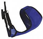 Охлаждающая шлея Harness Fresh, синяя, М, 60-30 см лето, фото 2