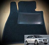 Ворсовые коврики на Audi A3 (8P) '04-12