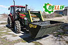 Погрузчик на трактор ЮТО Х1204 (YTO Х1204) - Деллиф Супер Стронг 2000, фото 2