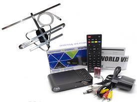ТВ-тюнеры, антены и ресирверы