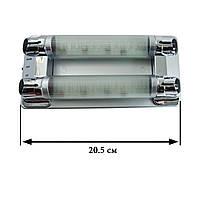 Универсальный плафон в автомобиль, неоновая подсветка салона на потолок
