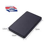 """Док станция внешний карман чехол бокс корпус для жесткого диска до 2Tb SATA HDD 2.5"""" USB 3.0, фото 2"""