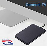 """Док станция внешний карман чехол бокс корпус для жесткого диска до 2Tb SATA HDD 2.5"""" USB 3.0, фото 4"""