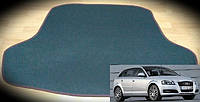 Коврик багажника Audi A3 (8P) '04-12. Текстильные автоковрики, фото 1