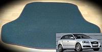 Ворсовый коврик багажника Audi A3 (8P) '04-12