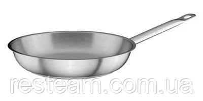 Сковородка нерж 20*4 см 7750