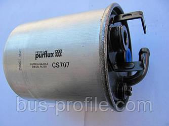 Топливный фильтр (под датчик) на MB Vito 638 CDI 2000→ OM 611 — Purflux (Франция) — CS707