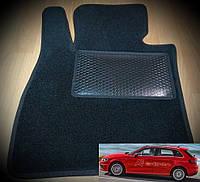 Ворсовые коврики на Audi A3 Sportback e-tron 13-