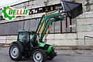 Кун на трактор (дойц) Deutz-Fahr 5105 - Деллиф Супер Стронг 2000, фото 2