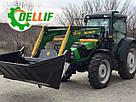 Кун на трактор (дойц) Deutz-Fahr 5105 - Деллиф Супер Стронг 2000, фото 4