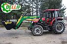 Кун на трактор (дойц) Deutz-Fahr 5105 - Деллиф Супер Стронг 2000, фото 5