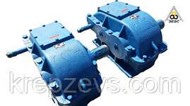 Крановый редуктор Ц2-350-25
