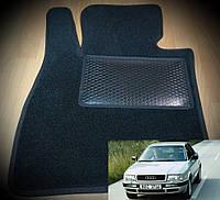 Ворсовые коврики на Audi 80 (B3, B4) '86-96