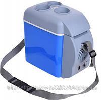Автохолодильник от прикуривателя Supretto с функцией нагрева (5557)