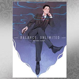 Плакат Аниме Fugou Keiji 003