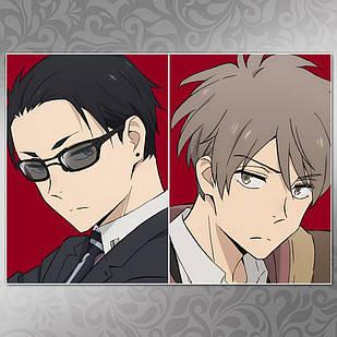 Плакат Аниме Fugou Keiji 005