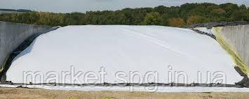 Силосна плівка чорно/біла 16х50 150Мк