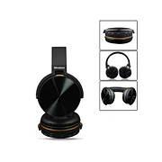 Портативные Беспроводные Bluetooth наушники  Micro SD, MP3. AUX и FM-радио