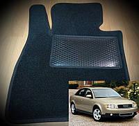 Коврики на Audi A4 (B6) '01-04. Текстильные автоковрики, фото 1