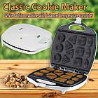 Апарат для приготування печива DSP KC-1105, Печенница, 1400 Вт., фото 5