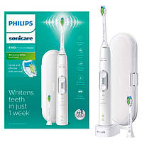 Зубная щетка Philips Sonicare 6100 HX6877/29 ProtectiveClean White