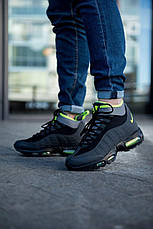Кроссовки Nike Air Max 95 Sneakerboot Anthracite Volt, фото 3
