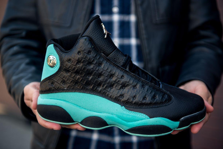 Чоловічі кросівки Air Jordan 13 Retro, Репліка
