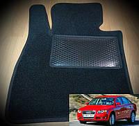 Ворсовые коврики на Audi A4 (B7) '05-08