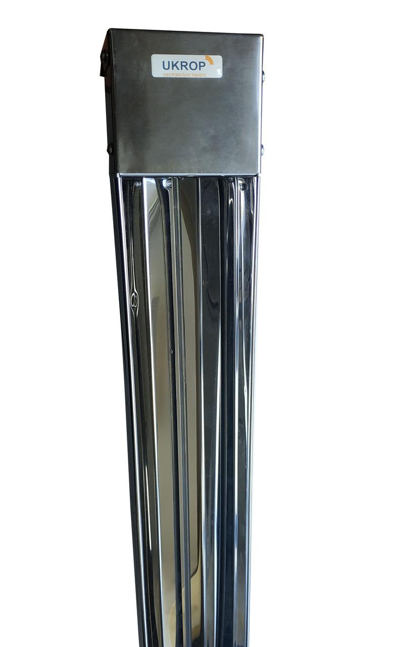 UKROP Т3000 - инфракрасный обогреватель для теплиц, ферм