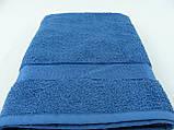 Махровое полотенце 70х140, плотность 400гр/м2, фото 2