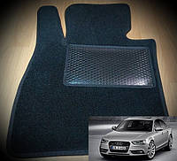 Ворсовые коврики на Audi A4 (B8) '08-15