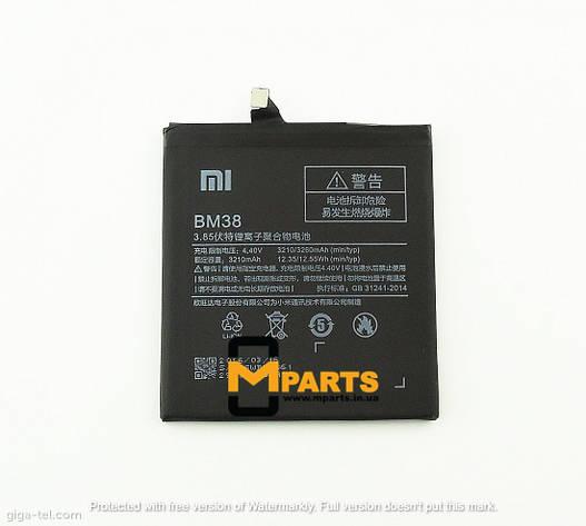 АКБ XIAOMI Mi4s (BM38), фото 2