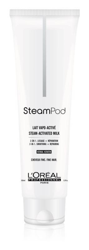 Молочко для выравнивания волосL'Oreal Professionnel SteamPod Smoothing Milk 3.0