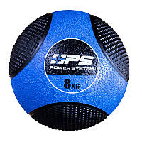 Медбол Medicine Ball Power System PS-4138 8кг, фото 1