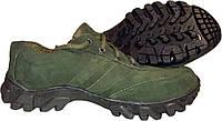 Треккинговые кроссовки демисезонные подошва Energy зеленые