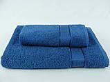 Махровое полотенце 40х70, плотность 400гр/м2, фото 3