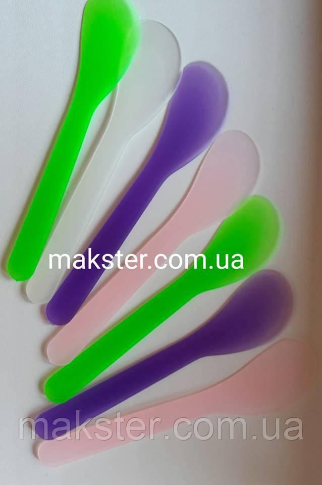 Шпатель пластиковый косметологический уп 50 шт