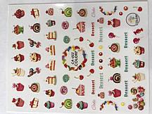 Слайдеры для ногтей  Colorf СА-022