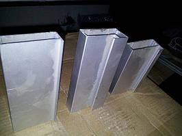 Профиль алюминиевый для стекла