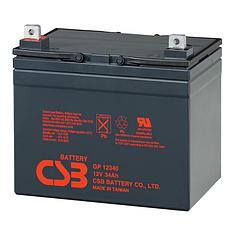 Аккумулятор CSB GP12340 (12Вольт, 34Ач)