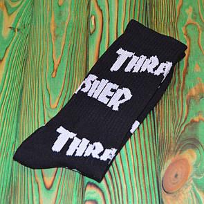 Носки Thrasher Black / White